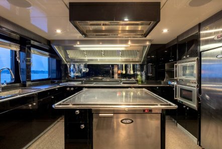 bliss galley luxury charter yacht_valef -  Valef Yachts Chartering - 5744