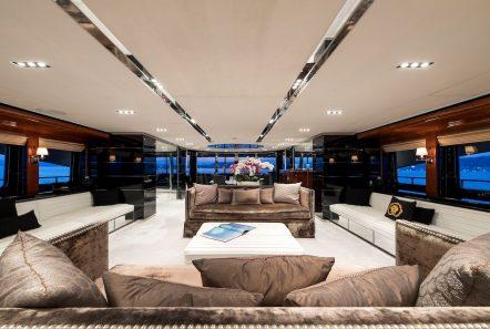 bliss main salon luxury charter yacht_valef -  Valef Yachts Chartering - 5738
