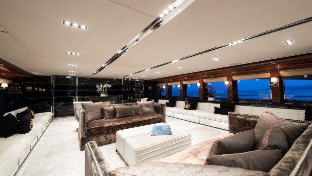 bliss main salon2 luxury charter yacht_valef -  Valef Yachts Chartering - 5739