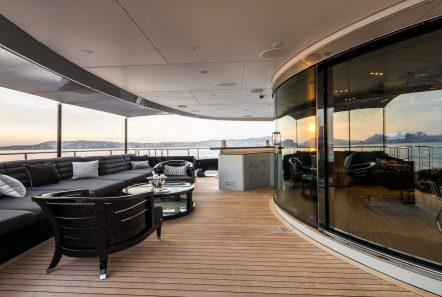 bliss maindeck luxury charter yacht_valef -  Valef Yachts Chartering - 5740