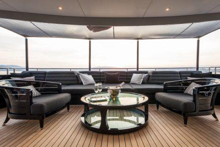 bliss maindeck2 luxury charter yacht_valef -  Valef Yachts Chartering - 5742