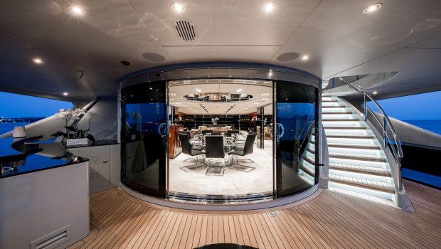 bliss maindeck3 luxury charter yacht_valef -  Valef Yachts Chartering - 5741