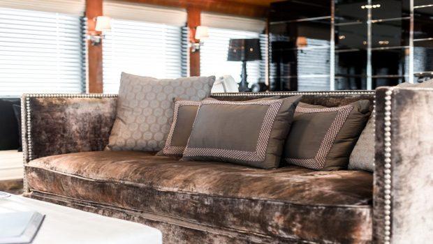 bliss salon details luxury charter yacht_valef -  Valef Yachts Chartering - 5768