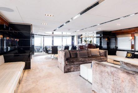 bliss salon luxury charter yacht_valef -  Valef Yachts Chartering - 5765