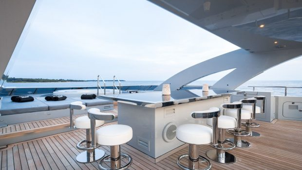 bliss sundeck2 luxury charter yacht_valef -  Valef Yachts Chartering - 5763