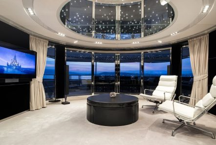 bliss upper salon2 luxury charter yacht_valef -  Valef Yachts Chartering - 5758