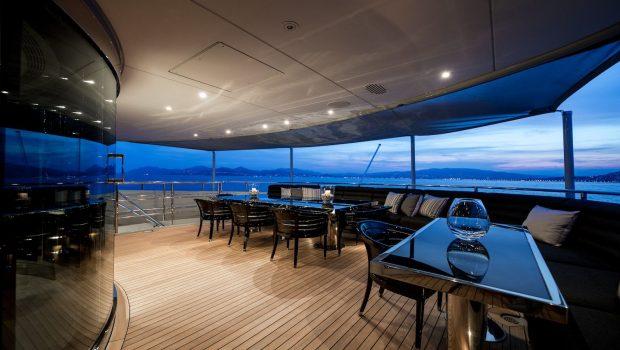 bliss upperdeck luxury charter yacht_valef -  Valef Yachts Chartering - 5759