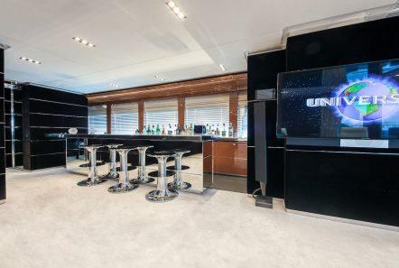 bliss uppersalon bar luxury charter yacht_valef -  Valef Yachts Chartering - 5757