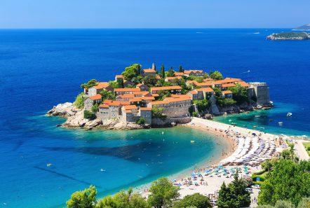 Sveti Stefan island in Budva MontenegroAdobeStock_71209045 2000px -  Valef Yachts Chartering - 1297