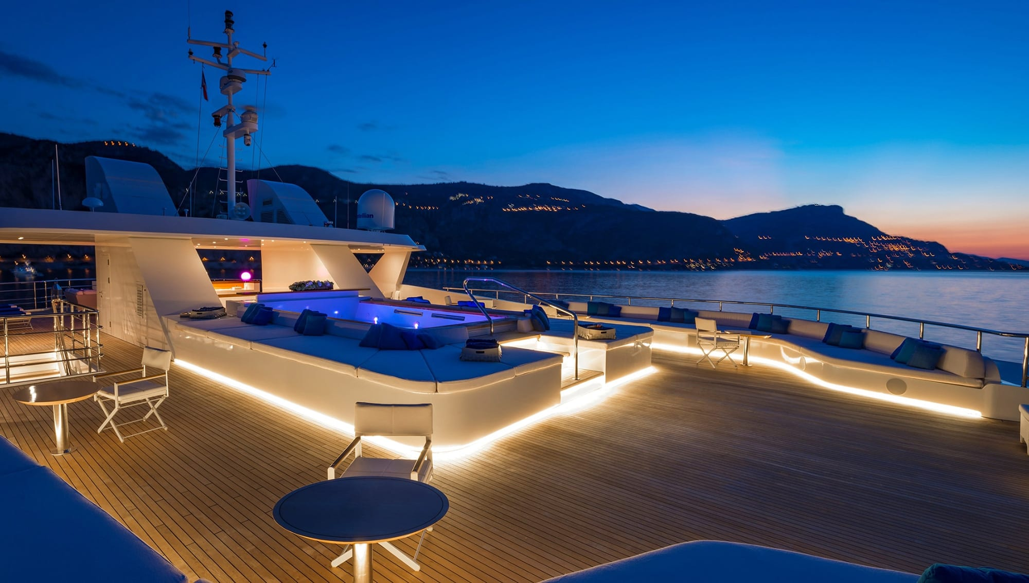 Rent the Yacht, <br> Own the Feeling.