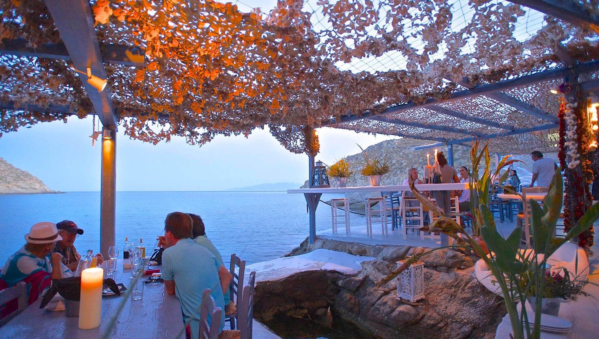 Mykonos: 5 of the best restaurants and beach bars on the Greek island