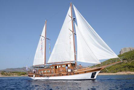 APOLLON motor sailer Valef Yachts 2 -  Valef Yachts Chartering - 7188