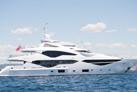 AQUA LIBRA 131 charter yacht Valef Yachts 1 -  Valef Yachts Chartering - 7169