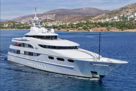 CAPRI Valef Yachts mega yacht 1 -  Valef Yachts Chartering - 7174