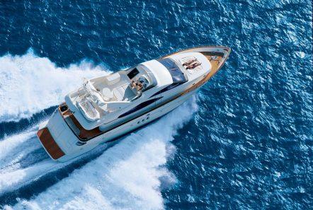 IRIS AZIMUT -  Valef Yachts Chartering - 7368