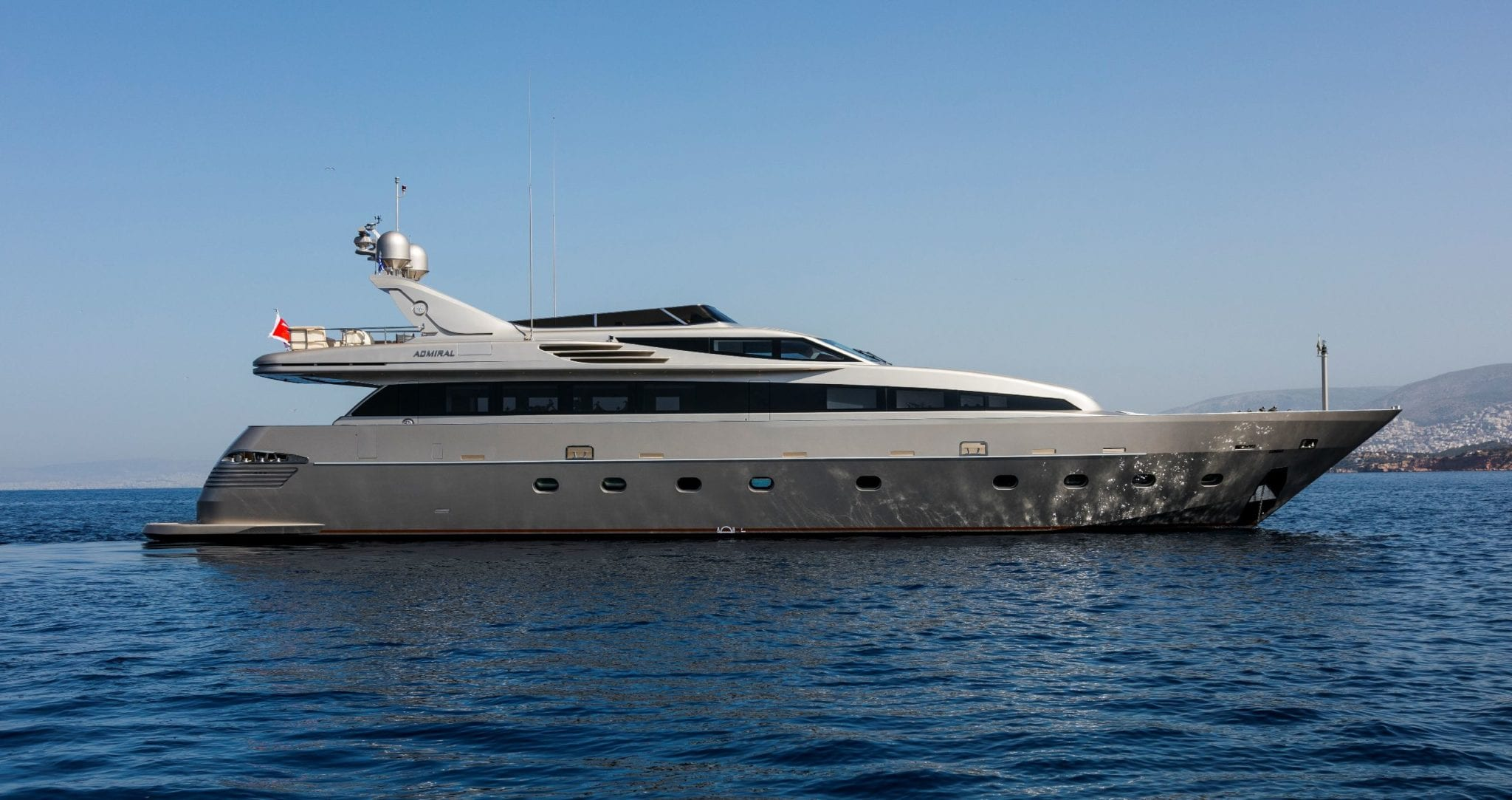 LUMAR profile -  Valef Yachts Chartering - 6395