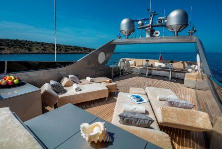 LUMAR sundeck -  Valef Yachts Chartering - 6393