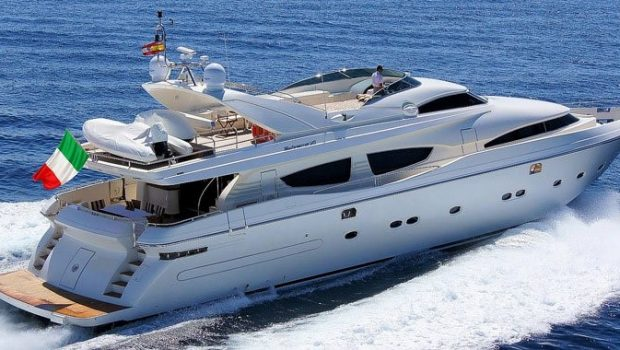 Zambezi charter yacht Valef Yachts 10 -  Valef Yachts Chartering - 7184