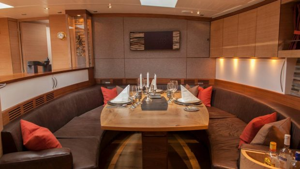 Helene Dining (2) -  Valef Yachts Chartering - 6615