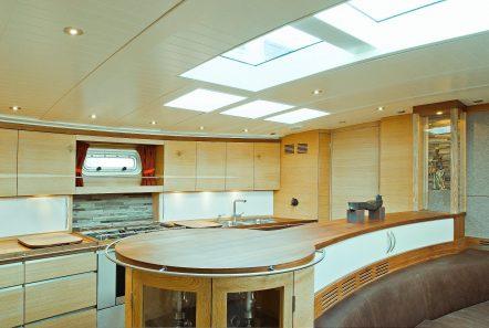 opus68   interior -  Valef Yachts Chartering - 6613