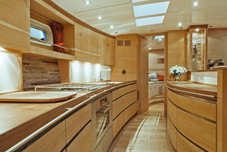 opus68   interior -  Valef Yachts Chartering - 6612