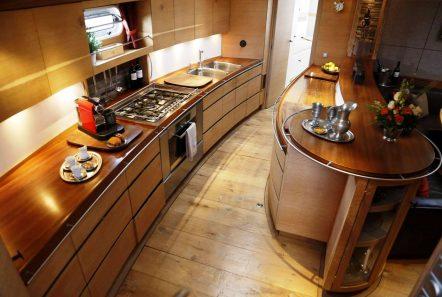 Helene Galley (4) -  Valef Yachts Chartering - 6611
