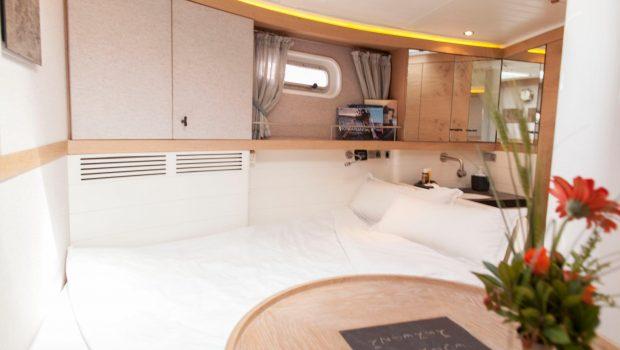 Helene Master Cabin (1) -  Valef Yachts Chartering - 6604