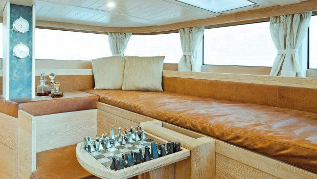 opus68   interior -  Valef Yachts Chartering - 6622