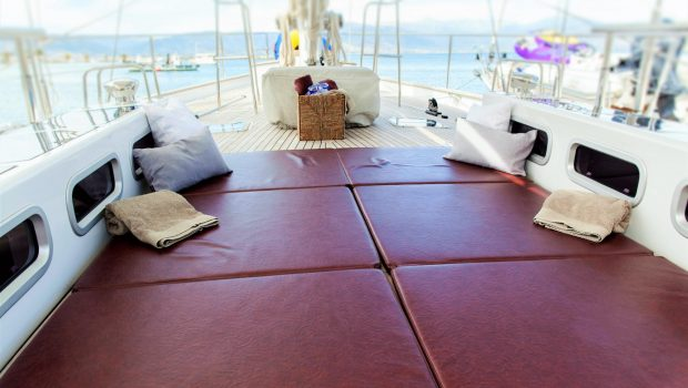 Helene deck -  Valef Yachts Chartering - 6617