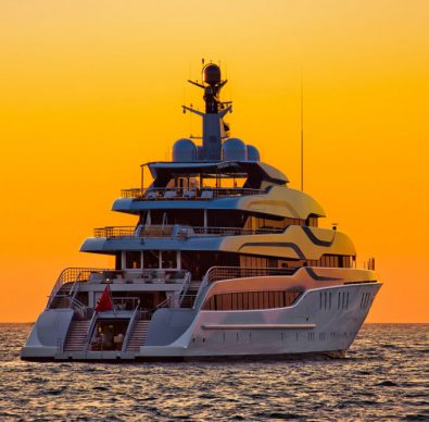 yacht sales mega yacht in sunset Valef Yachts Chartering - 7047
