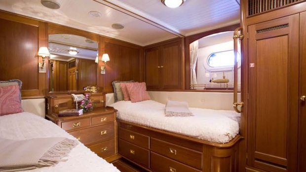 AXIA Twins -  Valef Yachts Chartering - 6459