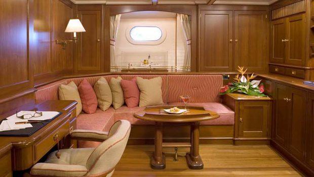 AXIA small salon -  Valef Yachts Chartering - 6460