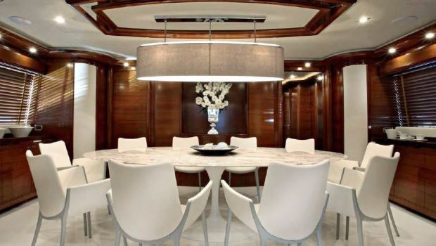 LIBERTAS Dining -  Valef Yachts Chartering - 6042