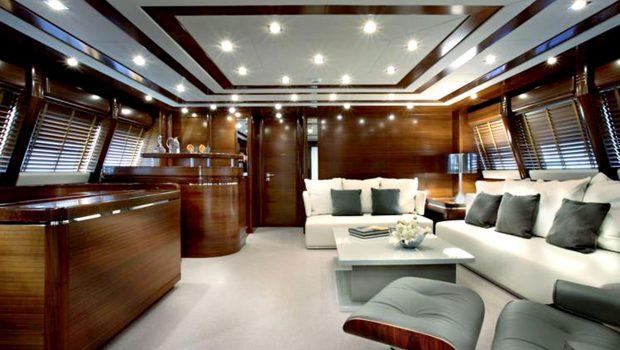 LIBERTAS Salon (1) -  Valef Yachts Chartering - 6034