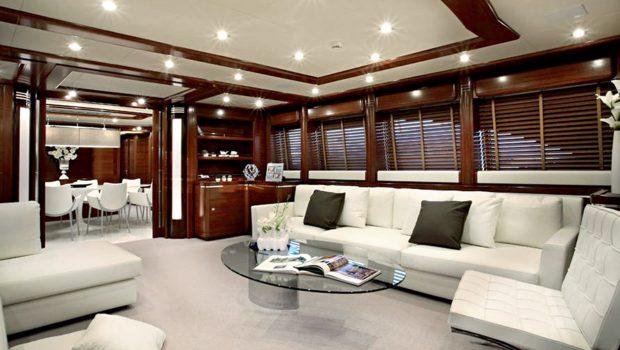 LIBERTAS Salon (2) -  Valef Yachts Chartering - 6033