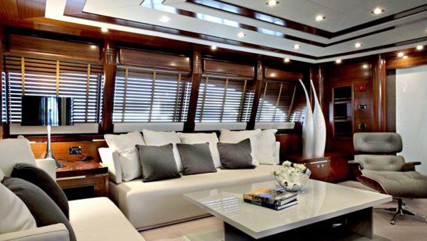 LIBERTAS Salon (3) -  Valef Yachts Chartering - 6032