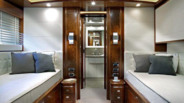 LIBERTAS Twin -  Valef Yachts Chartering - 6030