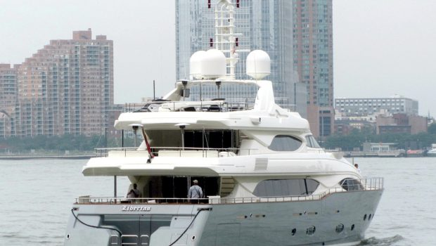 LIBERTAS exterior (2) -  Valef Yachts Chartering - 6040