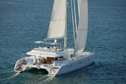 MOYA profile -  Valef Yachts Chartering - 6378