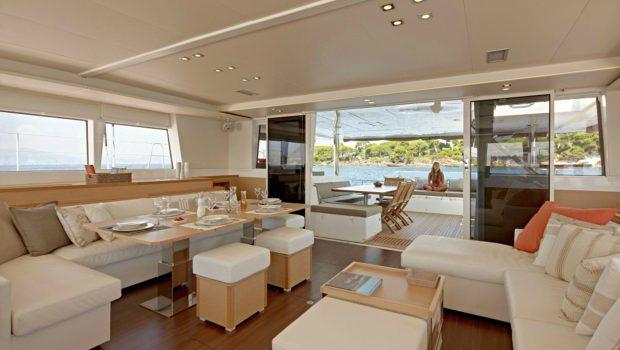 MOYA salon -  Valef Yachts Chartering - 6376
