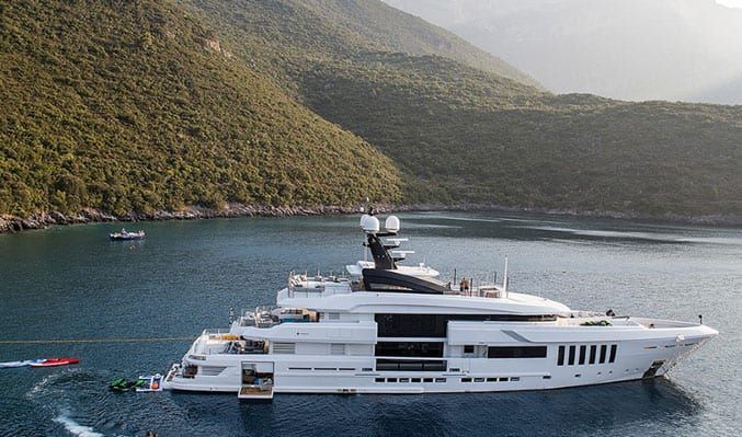 OURANOS Admiral charter yacht Valef Yachts 3 (1) sized 2 -  Valef Yachts Chartering - 6725
