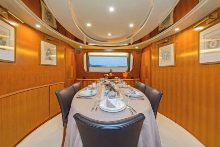 POIROT Dining -  Valef Yachts Chartering - 6305