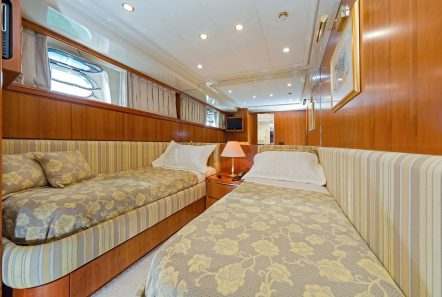 POIROT Twins -  Valef Yachts Chartering - 6290