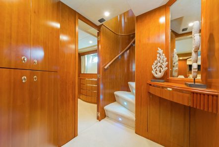 POIROT downstairs hall -  Valef Yachts Chartering - 6304