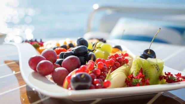 POIROT food (1) -  Valef Yachts Chartering - 6303
