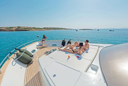 POIROT fore -  Valef Yachts Chartering - 6301