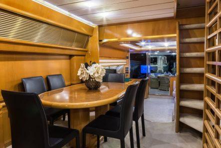 VENTO Dining (1) -  Valef Yachts Chartering - 6115