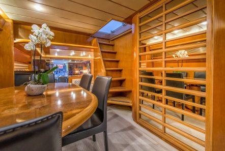VENTO Dining (2) -  Valef Yachts Chartering - 6114