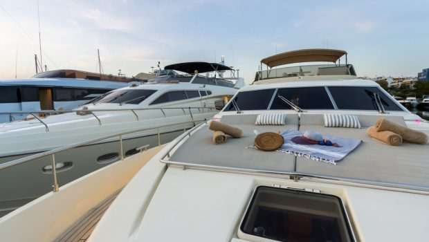 VENTO Fore (2) -  Valef Yachts Chartering - 6108