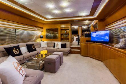 VENTO Salon (1) -  Valef Yachts Chartering - 6100